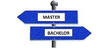 Unterschied zwischen Bachelorarbeit und Masterarbeit