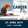 woman&work veranstaltet erstmals virtuellen CareerDay