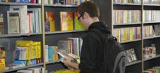 Exotische Studiengänge: Buchhandel - Verlagswirtschaft
